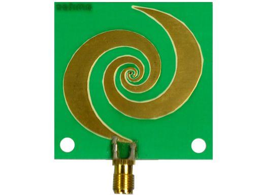 Amitec broadband spiral antenna