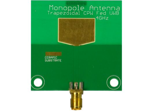 Amitec Trapezoidal Ultra Wide-band Antenna