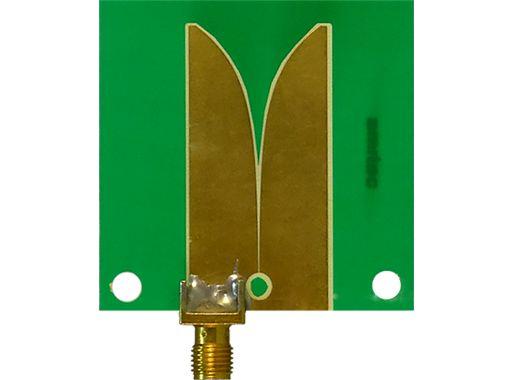 Amitec Ultra wideband Vivaldi antenna